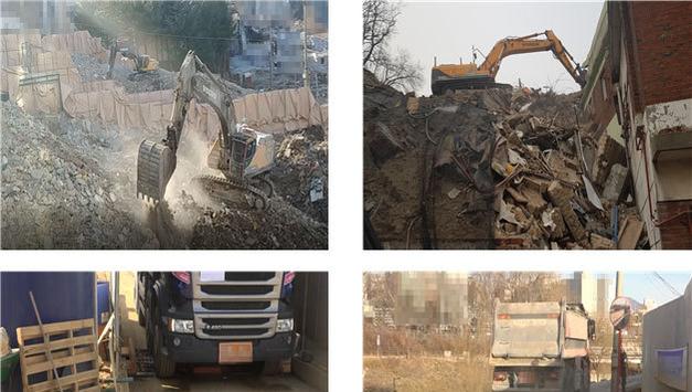 서울시, 비산먼지 불법 배출 건설공사장 29곳 무더기 적발