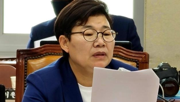 임이자 의원, '상수도사업 민간위탁제도 도입' 환경부 업무보고에서