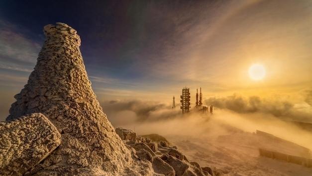 국립공원공단 사진공모전 대상에 태백산 '미지의 겨울왕국' 안아