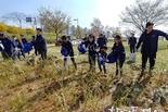 환경실천연합회, 도심 속 한강공원 나무 심기 활동 펼쳐